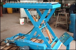 mesa hidraulica 1a